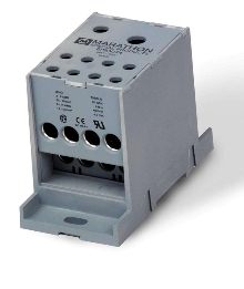 Power Block features oversized wire openings.