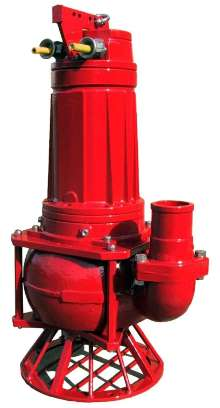 Slurry Pumps handle abrasive applications.