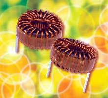 High Temperature Inductors withstand up to 200�C.