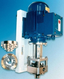 Batch and in line mixers are suited for high shear mixing for Rotor stator hydraulic motor