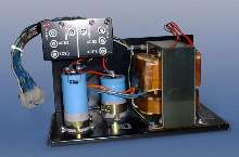 Ferroresonant Transformer provides stable output of � 3%.