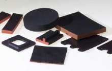 Sponge Gasket Material provides ESD protection.