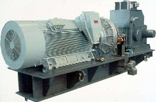 Fluid Coupling produces soft start/stop for belt conveyors.