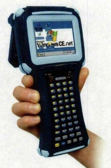Hand-Held Computers suit industrial RFID applications.