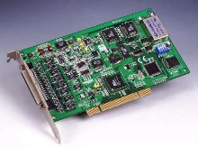 PCI DAQ Card includes built-in auto-calibration function.