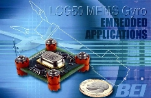 MEMS-Based Sensor suits embedded applications.