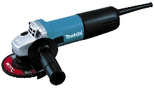 Angle Grinders have no-load speeds from 10,000-11,000 rpm.