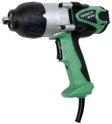 Impact Wrench features ergonomic design.