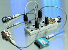 Sensor Distribution Boxes control motors and drive systems.