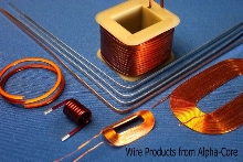 Magnet and Copper Wire are supplied on 2 and 10 lb spools.