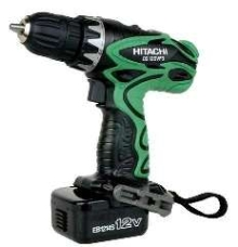 Cordless Driver Drills weigh less than 4.5 lb.