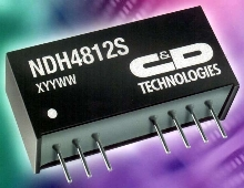 DC/DC Converter has integrated short circuit protection.