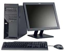 Computer Workstations produce high-powered graphics.