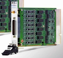 DAQ Module features channel-to-channel isolation.