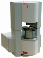 Rheometer has nano-torque control and analysis abilities.