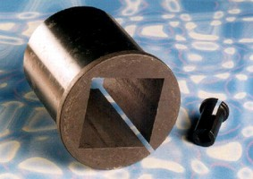 Sleeves and Bushings offer concentricity without adjustment.