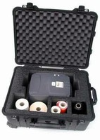 Carrying Case protects DuraLabel 4TTP label printer.