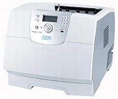 Laser Workgroup Printer outputs 35 pages per minute.