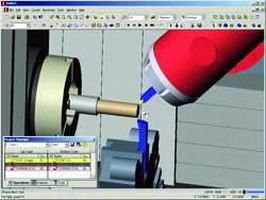CAM Software suits various machine tool applications.