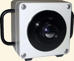 Real-Time IR Camera facilitates thermal imaging process.