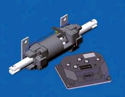Direct Drive Steering System replaces hydraulic systems.
