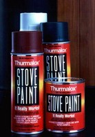 Stove Paint withstands heat up to 1,200�F.