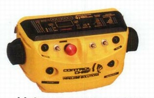 Locomotive Remote Control offers wireless operation.