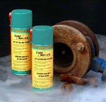 Penetrating Oil removes seized or frozen nuts and bolts.