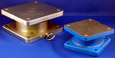 Turntables suit industrial Lazy Susan applications.