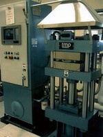 Laboratory Presses perform compression molding of parts.