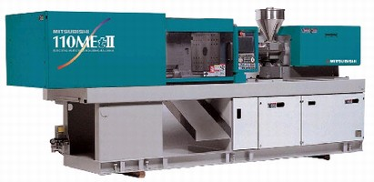 Electric Injection Molding Machine suits high-cycle molding.