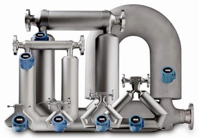 Coriolis Flowmeter uses self-verification technology.
