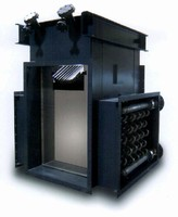 Bulk Powder Cooling System provides zero emissions.