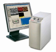 X-Ray Microanalysis System characterizes microstructures.