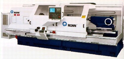 Combination Lathes handle heavy-duty turning.