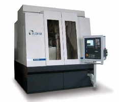 CNC Profile Grinder utilizes 2,600 rpm spindle.