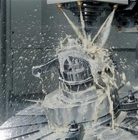 Metalworking Fluid is designed for magnesium machining.