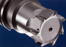Tipped Tooling suits high-production applications.