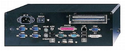 Embedded System suits gaming and multimedia applications.