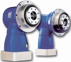 Gear Reducer suits endless positioning applications.