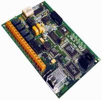 IP Communicator is designed for fire alarm panels.
