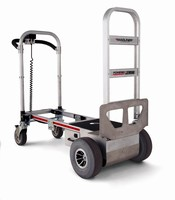 Powered Hand Trucks enhance worker safety and productivity.