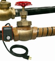 Heating Tape offers adjustable temperature control.