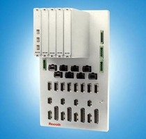 Control System targets semiconductor and medical industries.