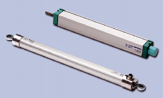 Linear Displacement Potentiometers suit harsh environments.
