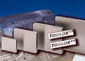 Tool Steels suit moldmaking and machine components.