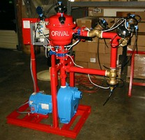 Skid-Mounted Filtration Systems feature custom design.