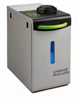 Condensate Recirculating System operates with tap water.