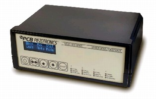 Signal Conditioner offers 4 simultaneous operating channels.
