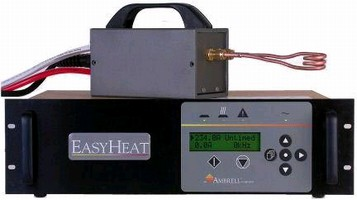 Induction Heaters feature 370-528 Vac capability.